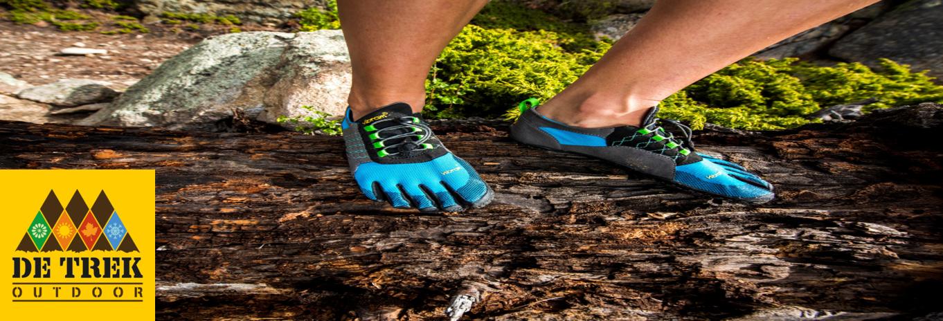 De Trek Barefoot
